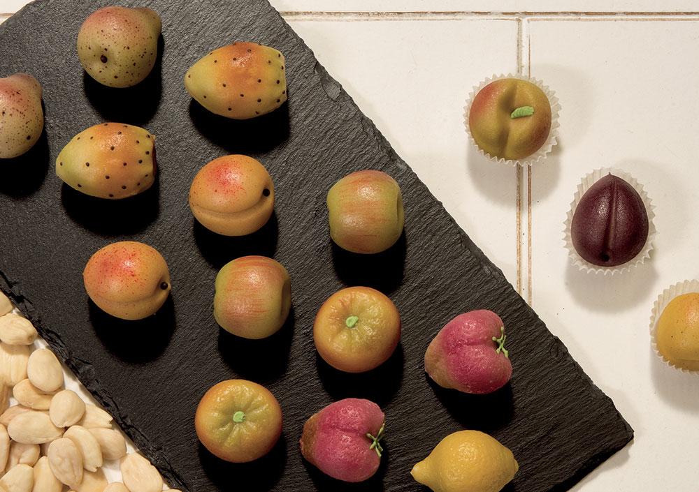 Fruttini di pasta reale Alda