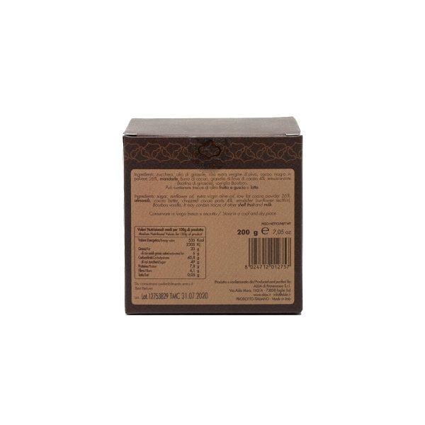 Crema splmabile al cacao