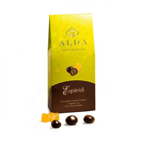 Confetto ricoperto di cioccolato